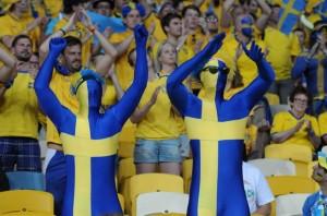 Sverige supportrar