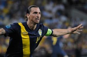 Zlatan Ibrahimovic Sverige