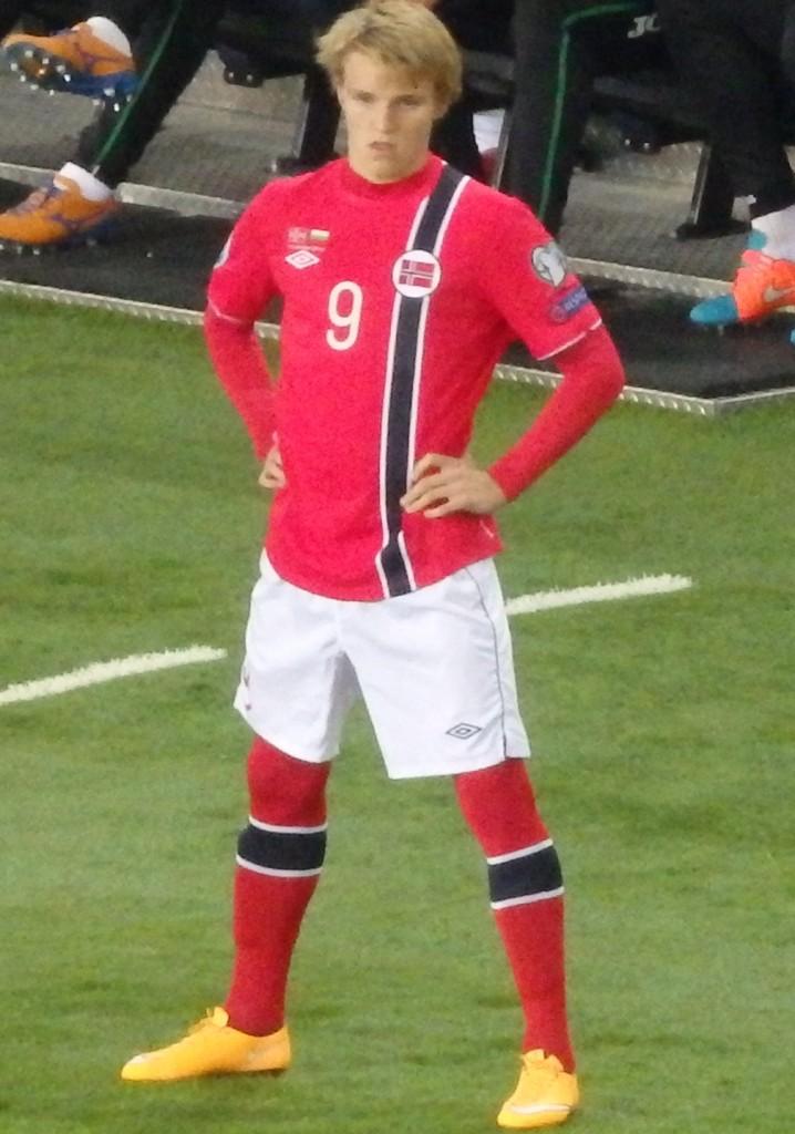 Martin Ödegaard
