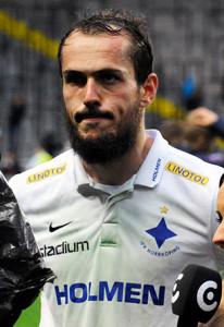 Emir Kujovic och hans IFK Norrköping ska ut i Europa nästa år.  Foto: Anders Henrikson, Licens: Creative Commons