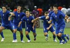 Italien VM 2006