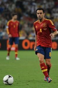Xavi Spanien