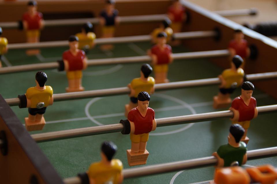 Fotboll spelare