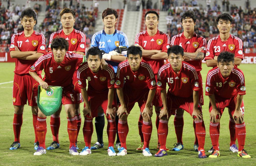 Kina landslag