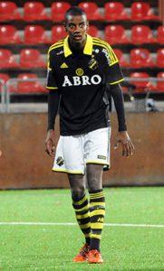 Alexander Isak AIK