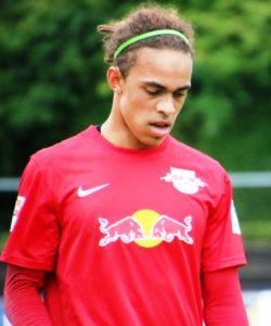 Dansken Yussuf Poulsen har varit i klubben sedan 2013